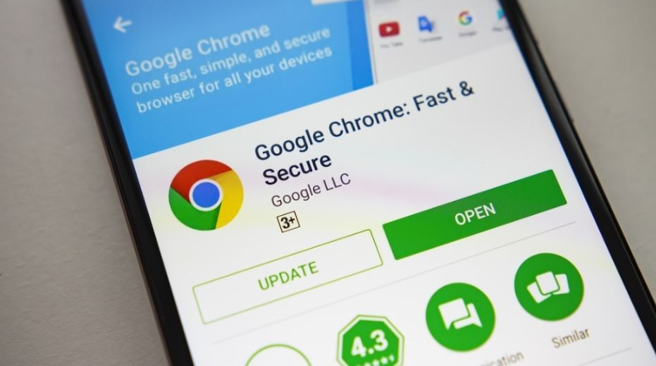Make Chrome Default Browser Android