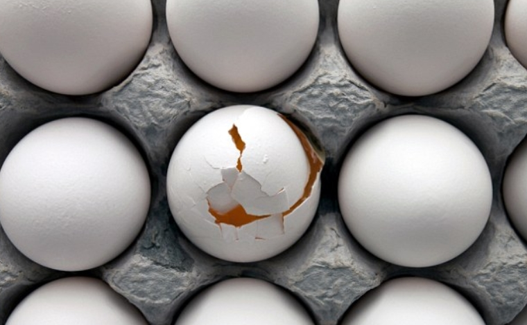 Cracked Eggs